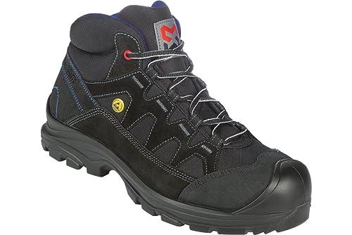 Botas de seguridad S2 Modyf Flex ITEC Comfort, color negro, talla 44