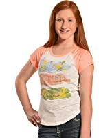 Miss Me Girls' Let Yourself Shine Tee - Kdt697