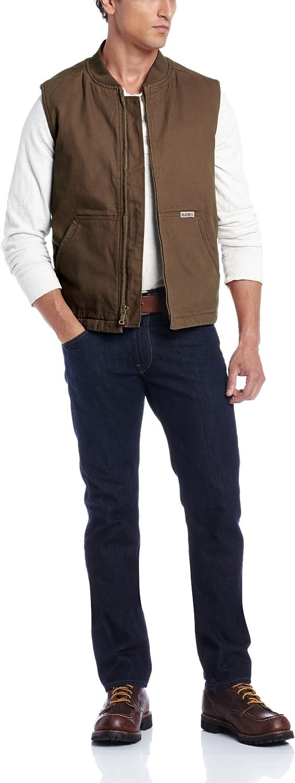 Wolverine Men's Finley Cotton Duck Insulated Vest