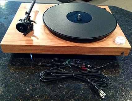 Amazon.com: Sota Moonbeam Series III Tocadiscos con cubierta ...