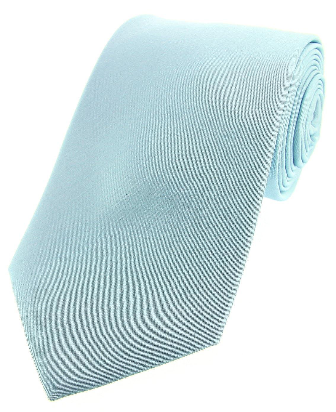 Soprano - Corbata - Básico - para hombre Azul azul celeste Talla ...