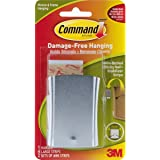 Command Sticky Nail Wire-Back Hanger 4-PACK