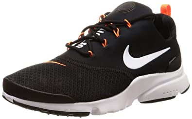 best website 84a3c a86f8 Nike Mens Presto Fly Sneaker (8.5M, BlackWhite)