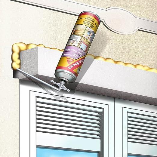 Sika 2231007 - Adhesivo/sellador (tamaño: 750ml): Amazon.es: Bricolaje y herramientas