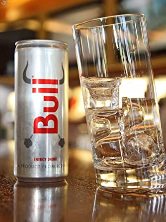 Bull Energy Drink Limited Edition 250ml energydrink Red Orange ...