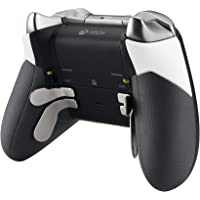 eXtremeRate Grip Cover per Xbox One Elite Controller Pannello Laterale Pezzi Ricambio per Xbox One Elite Joystick(Model 1698)-Bianco