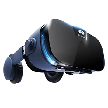 CURVAN VR - Gafas 3D de Realidad Virtual | Para Movil IOS y Android: Amazon.es: Electrónica