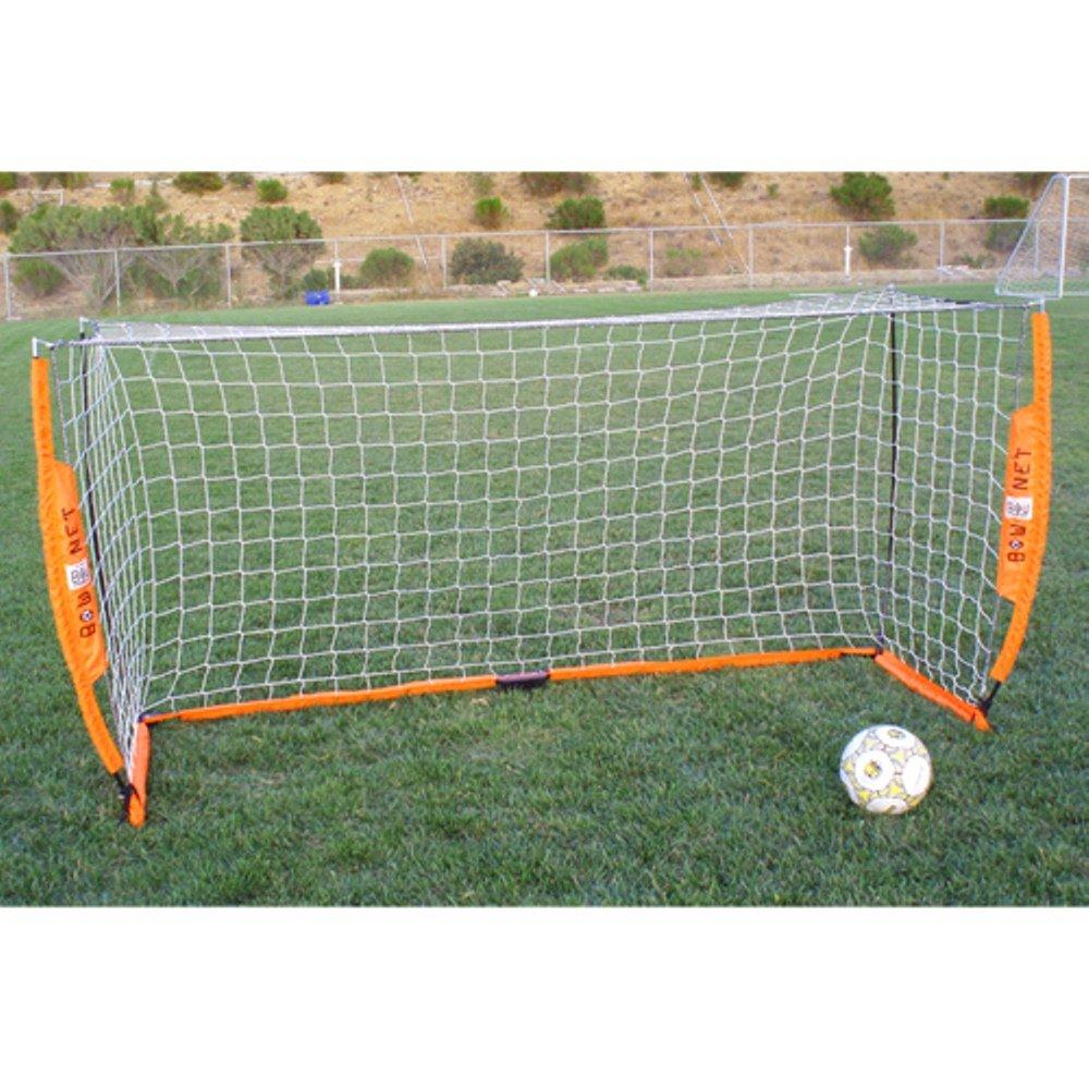 Bownet Portable Soccer Goal 6x12 Feet Bow Net Bow6x12