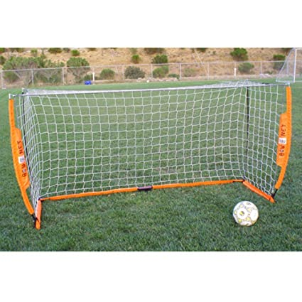 45553d3a3 Amazon.com : Bownet 6' x 12' Portable Soccer Goal : Pop Up Soccer Goals :  Sports & Outdoors