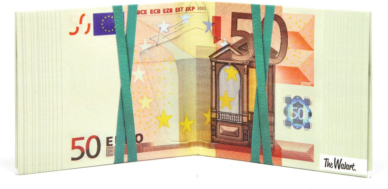 Svelte Mighty Tyvek Dynomighty Bifold Paper Wallet Slim The Euro Bifold Papier Portefeuille Porte-monnaie The Walart