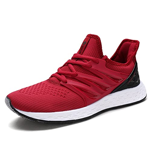 469bfc67cb5109 DREAM PAIRS Men's 170330-M Wine Black Fashion Running Shoes Sneakers Size 8  M US: Buy Online at Low Prices in India - Amazon.in