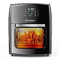 Deals on MOOSOO 12.7Qt 8-in-1 1700W Electric Rotisserie Oven