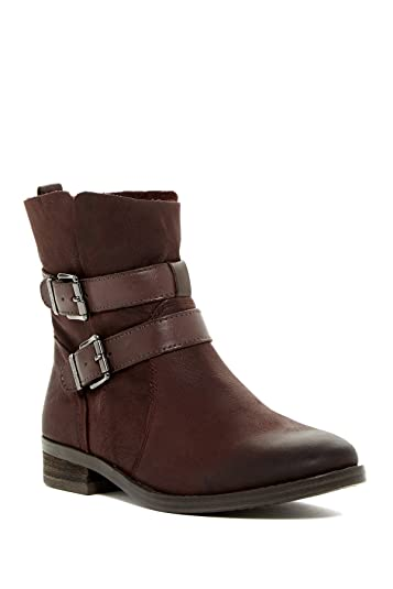 2bf8fe39c2d Vince Camuto Women s Pierson Urban Cowby New Vach Spiced Wine High-Top  Leather Boot