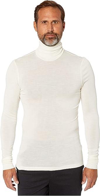 Hanro Woolen Silk Rollkragenshirt Camiseta térmica, Beige (Cygne 0795), S para Hombre: Amazon.es: Ropa y accesorios