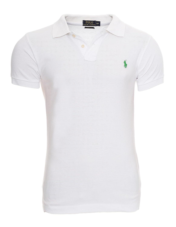 Ralph Lauren Polo Homme Petit Poney Custom Fit S-M-L-XL-XXL  Amazon.fr   Vêtements et accessoires 89be2bd412e5