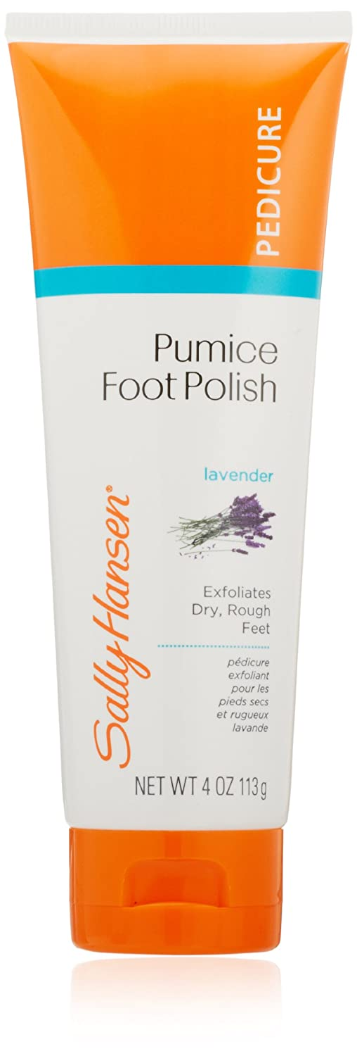 Sally Hansen Pedicure Collection, Smoothing Pumice Foot Polish, 4 Ounce
