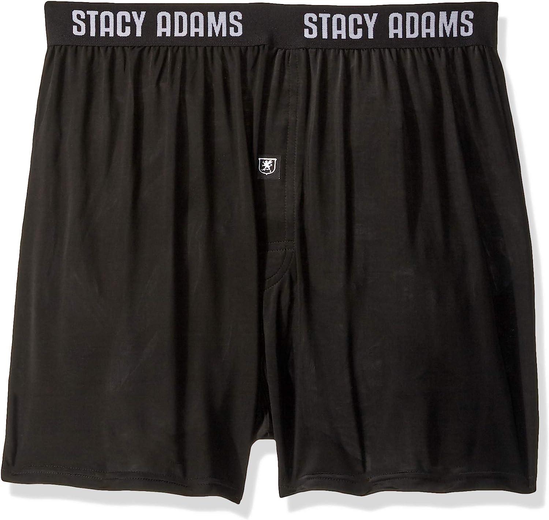 STACY ADAMS Mens Boxer Short