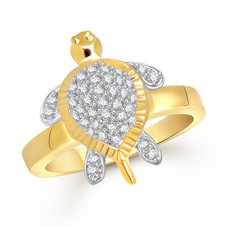 Meenaz Tortoise Ring Fancy Party Wear Ring For Men & Women American ...