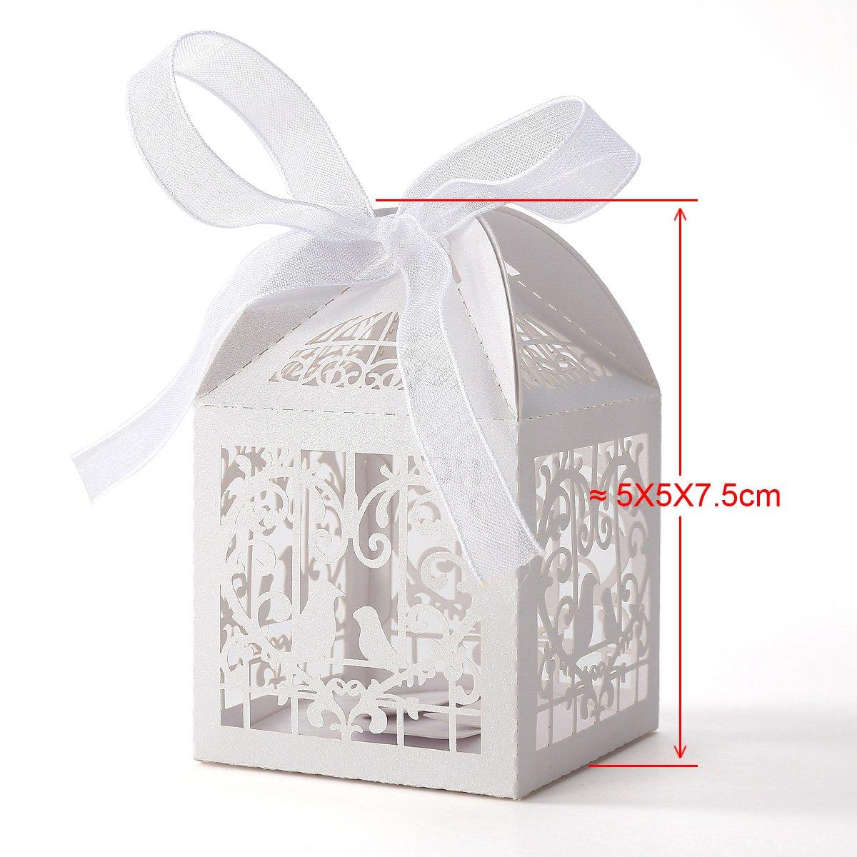 Amazon.com: Gospire 50pcs Deluxe Party Wedding Favor Super Gift ...