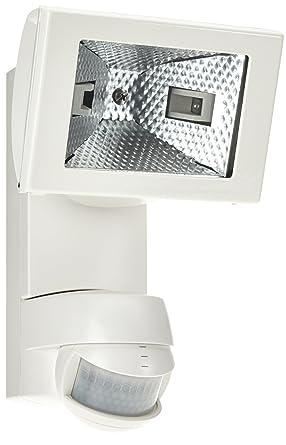 ESY-LUX AF150/200 - Foco halógeno de 150 W con sensor de movimiento