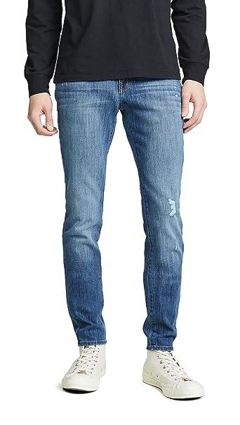 Amazon.com: FRAME LHomme Skinny - Pantalones vaqueros para ...