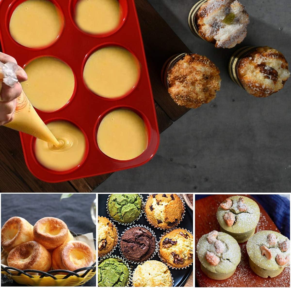 Erdnussbutter Muffins – Hashimoto und die Speckröllchen