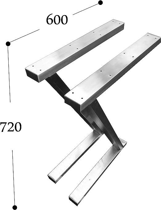 CHYRKA Z- Estructura para tableros de Mesa Diseño pie de Mesa ...