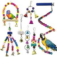 Taglia Media e Grande piccioni Koobysix Bird Supplies Pannolino per Uccelli Pappagallo Ideale Come Regalo per Il Tuo Uccello calopsitte