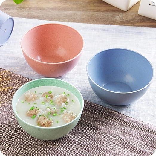 Oriental Vert Porcelaine Cuisine Soupe Céréales salades Snacks Nourriture Bol vaisselle