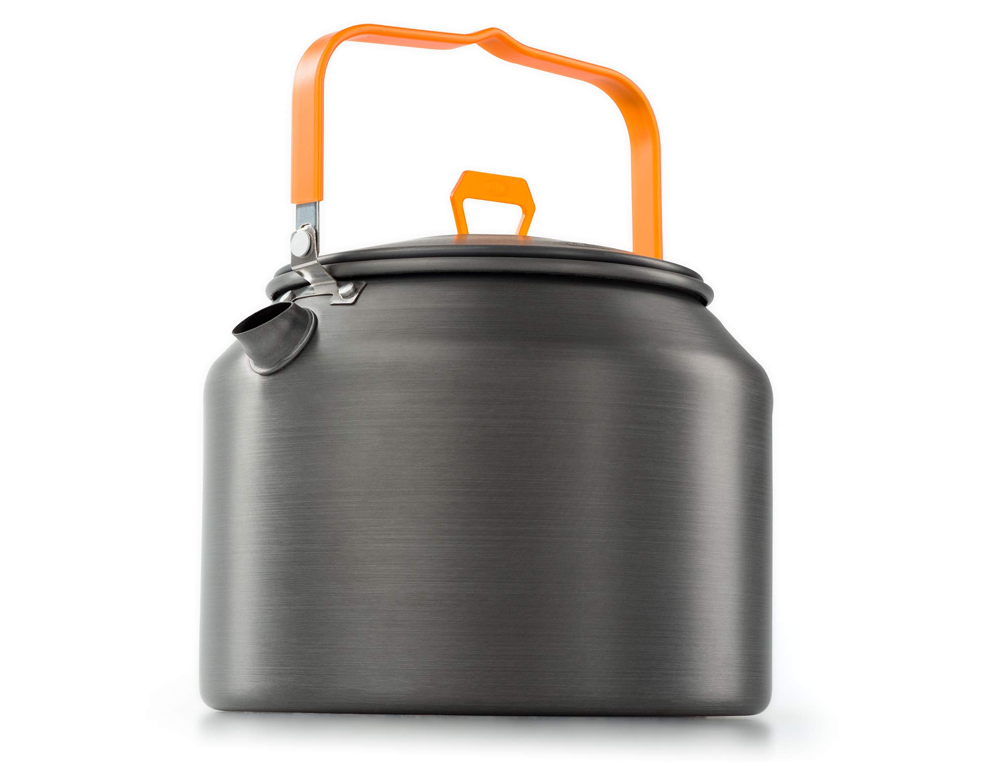 GSI Outdoors Halulite 1.8 qt. Tea Kettle Ultralight Aluminum with Superior Heating by GSI Outdoors