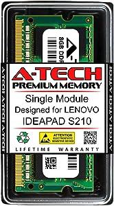 A-Tech 8GB RAM for Lenovo IDEAPAD S210   DDR3 1600MHz SODIMM PC3-12800 204-Pin Non-ECC Memory Upgrade Module