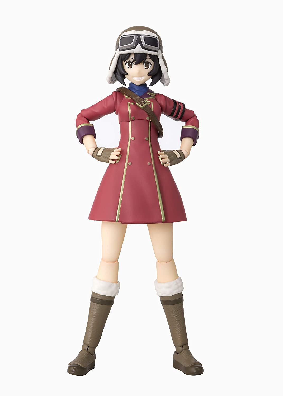 Tamashii Nations Bandai S.H.Figuarts Kylie The Kotobuki Squadron in The Wilderness
