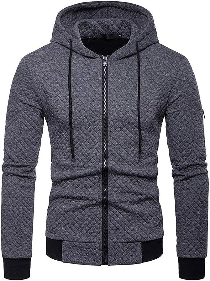 zip hoodie herren slim