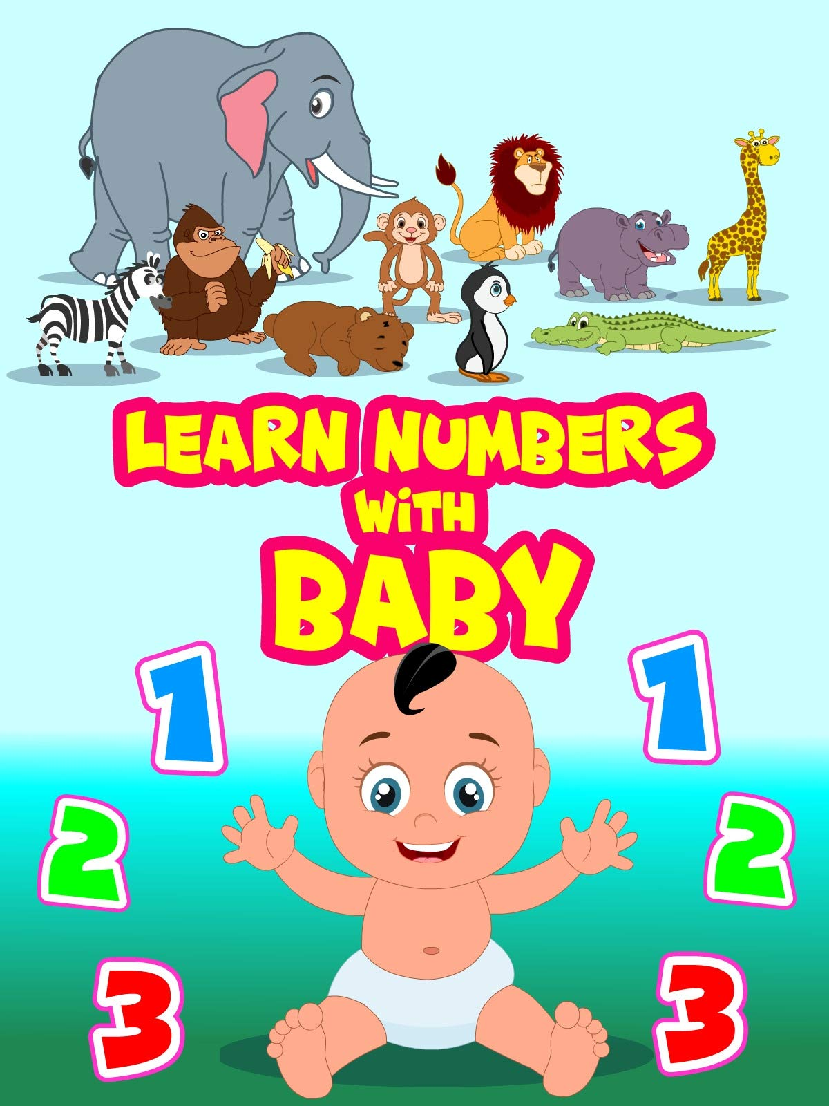 Learn Numbers With Baby on Amazon Prime Video UK