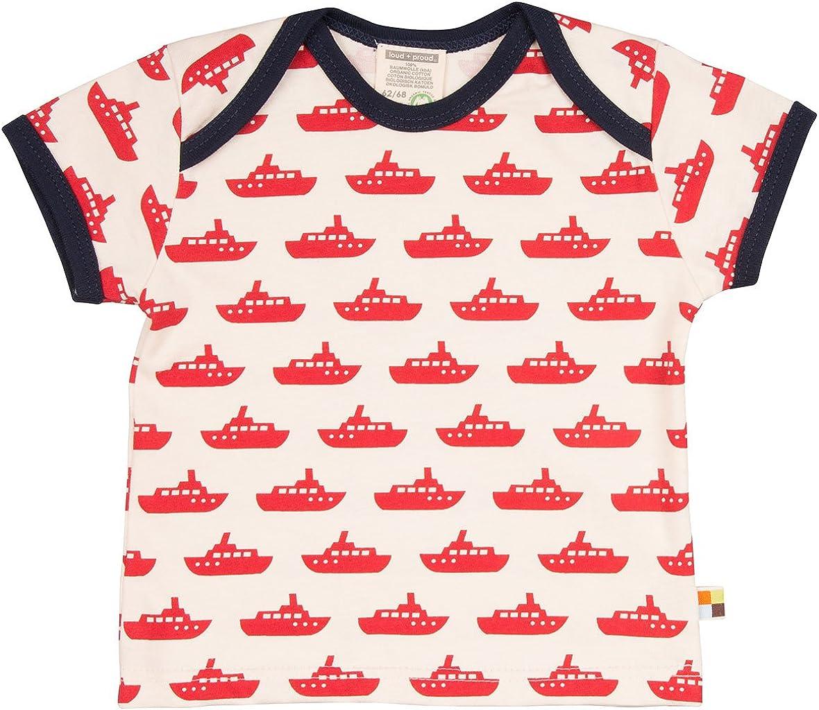 proud T-Shirt Druck Unisex-Bimbi loud