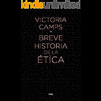 Breve historia de la ética (DIVULGACIÓN)