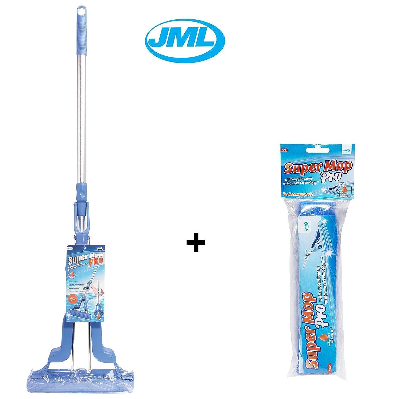 JML Super Mop Pro Plus Refills (Mop + 1 Refill)