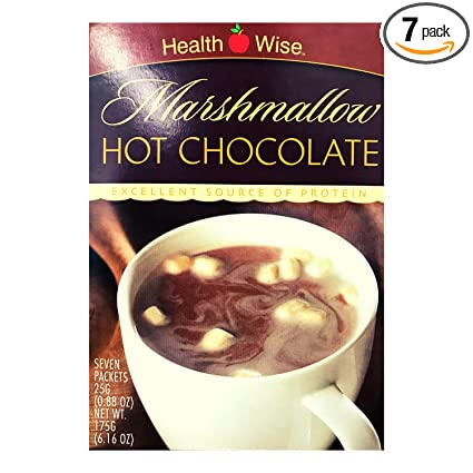 diet hot chocolate low carb and calories