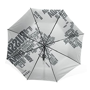 Kisy world map umbrella windproof compact white art font world map kisy world map umbrella windproof compact white art font world map fashion world map folding travel gumiabroncs Gallery