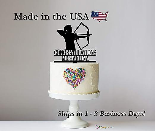 Decoración para tarta de cumpleaños con diseño de niña con ...