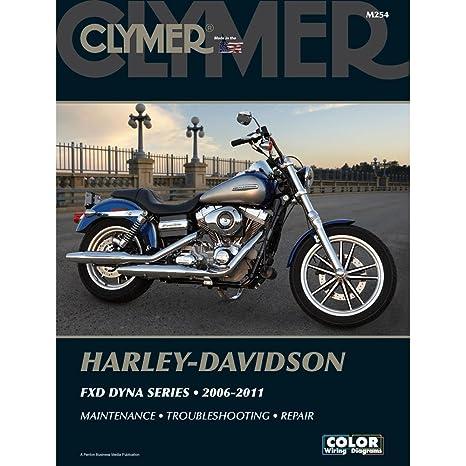 amazon com clymer manuals m254 manual h d dyna made by clymer rh amazon com Dyna FXDL Custom Harley-Davidson FXDL