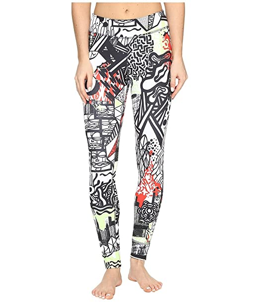 Amazon.com: Reebok Yoga Graffiti Collab – Camiseta para ...
