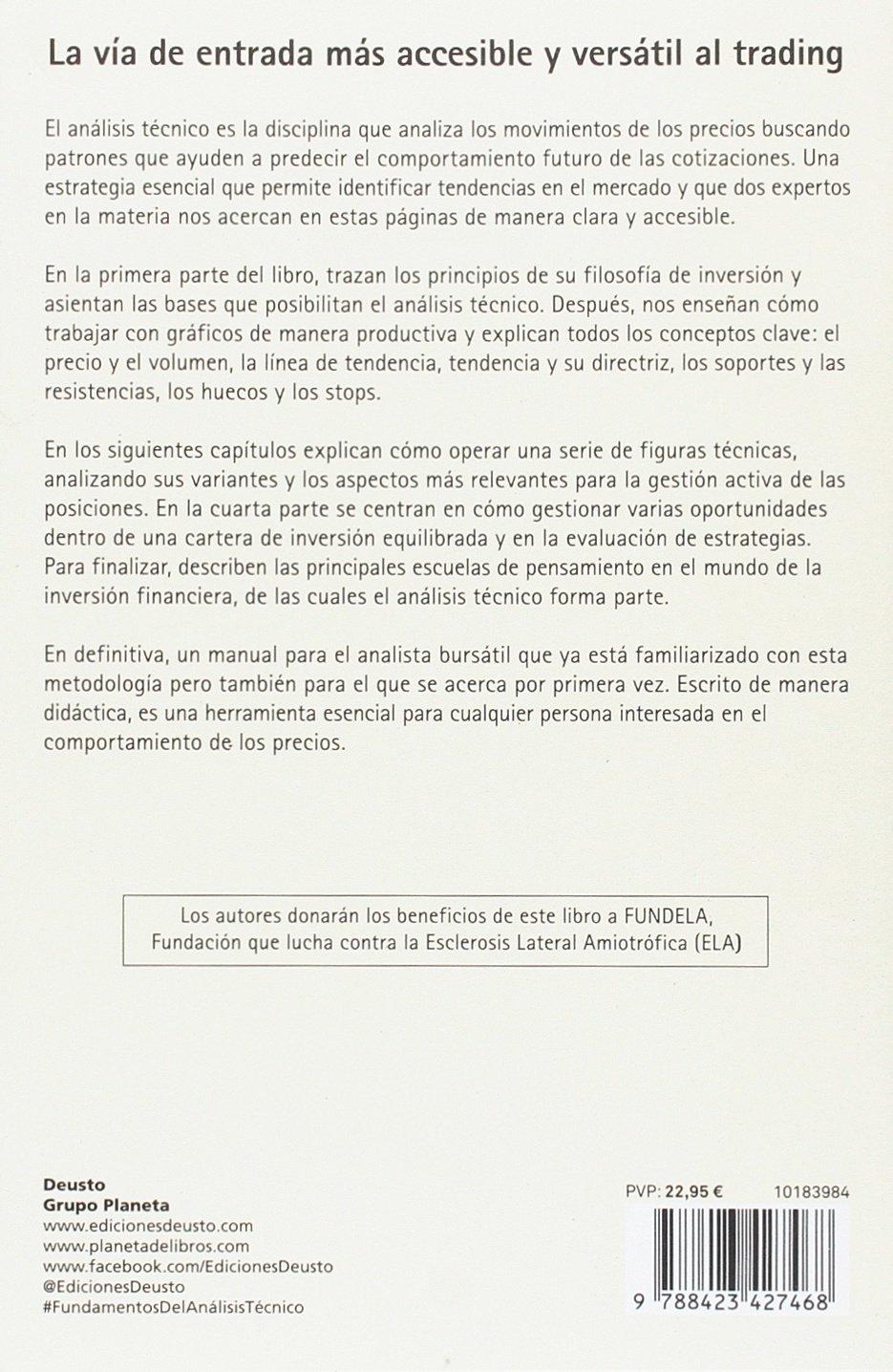 Fundamentos del análisis técnico : un acercamiento conductual a la inversión financiera: Carlos Doblado Peralta, Isaac de la Peña Ambite: 9788423427468: ...