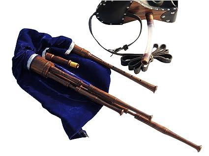 Volksmuziek, wereldmuziek Smallpipes  Smallpipe Soft Carrying Case BAG Highland  Bagpipes