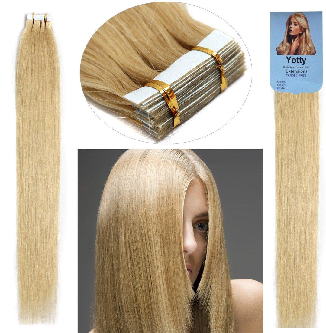 Amazon Yotty Women Premium Hair Extensions Remy Human Hair