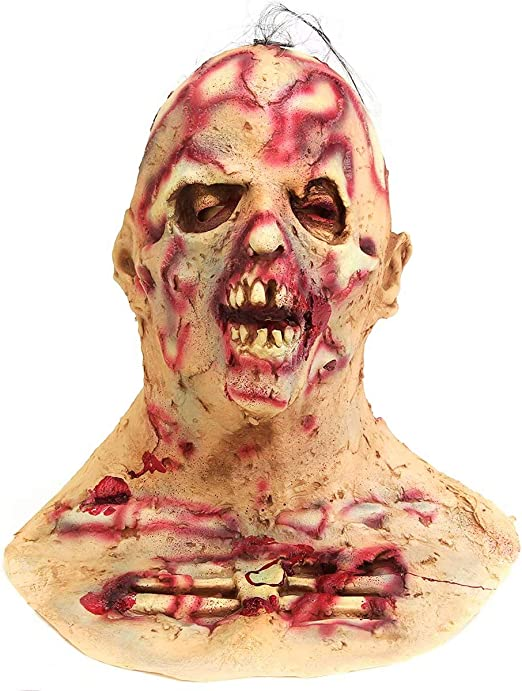 kungfu Mall - Disfraz de Halloween, diseño de Zombie infectado ...