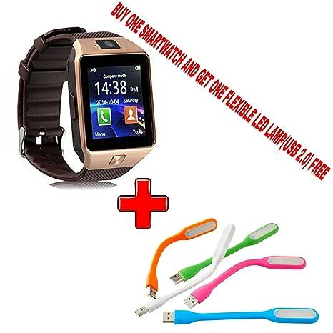 57fcae61b2a Tashan TS-91 Bluetooth Smart Watch with Camera    Amazon.in  Electronics