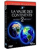 La valse des continents, vol. 2 : afrique - amérique