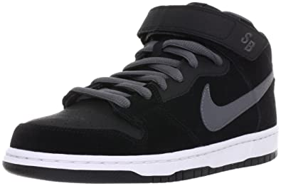 new product cd8b5 b14f4 NIKE SB Mens The Dunk Mid 9.5 Black