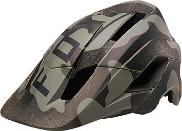 Fox Metah - Casco de Bicicleta Hombre - Verde Contorno de la Cabeza XL/XXL